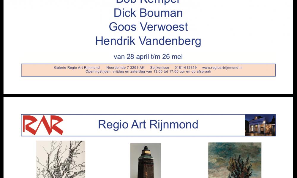 Expositie 'Stad en Land' Regio Art Rijnmond – Spijkenisse